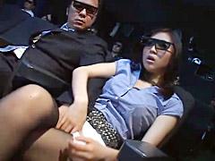 映画館で上映中SEX
