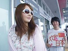 中国のお嬢様とSEX
