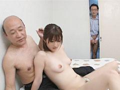 夫の上司と接待SEX