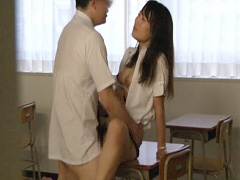 教え子に恋する女教師